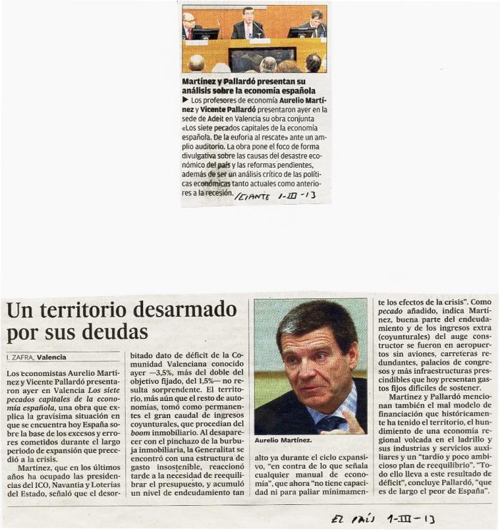 El País y Levante