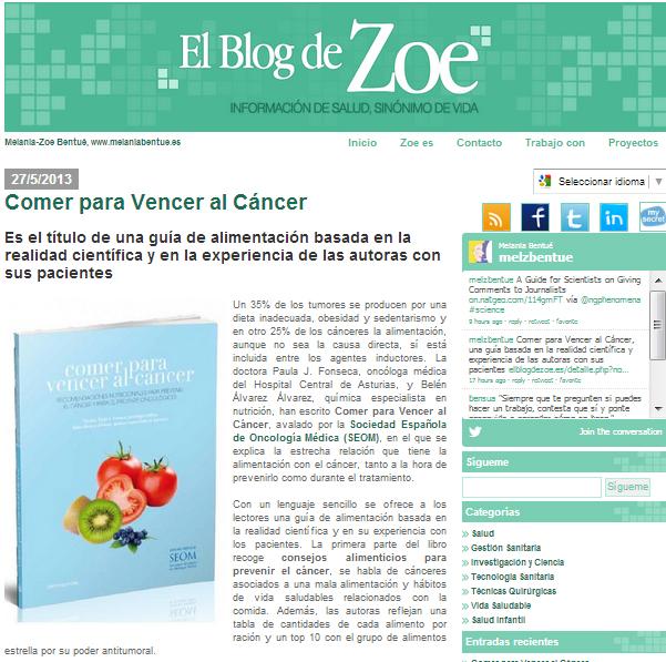 Blog de Zone