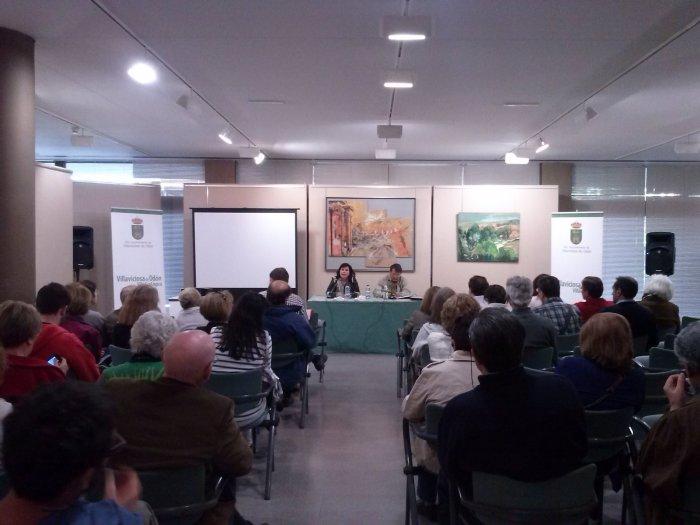 PRESENTACION ARAUJO VILLAVICIOSA XIX