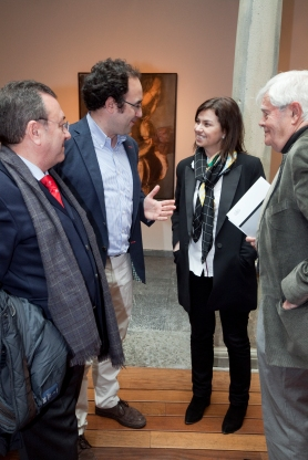 XXII Premio Internacional de Ensayo Jovellanos. Ediciones Nobel / Gr. Paraninfo. © JORGE PETEIRO. Gijón, 18/03/2016.